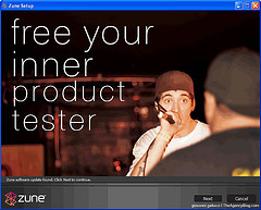 Free Your Inner Product Tester